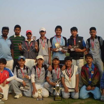 Gush-Cricket-Club-Team,-Winners-of-Achievers-Cup